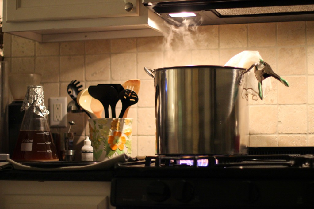 Stove-top Boil