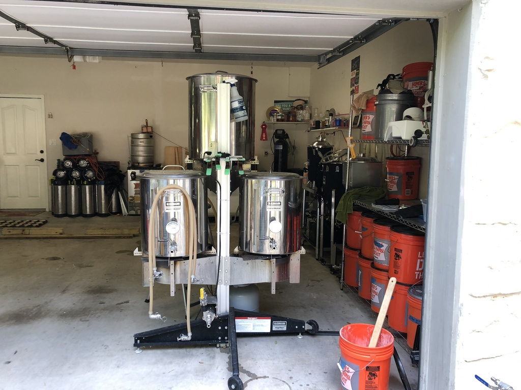 #ElectricBrewer #WhenWillThenBeNow #Soon